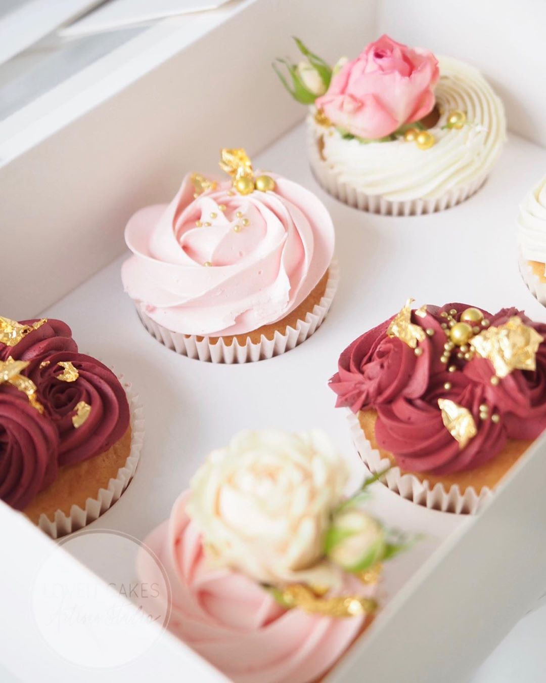 Cupcakes for your Friday 💕 . . . . .