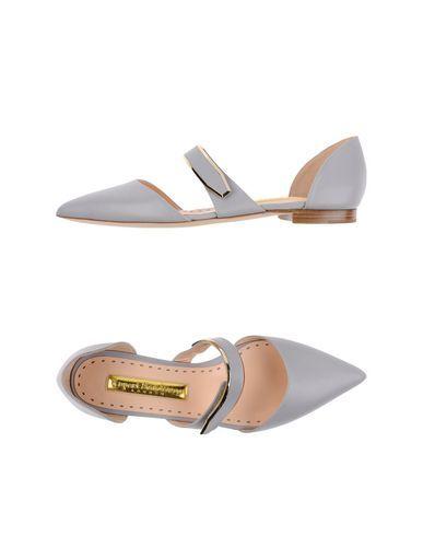 RUPERT SANDERSON Ballet Flats. #rupertsanderson #shoes #ballet flats