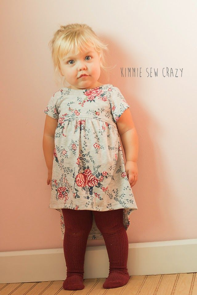 Lil luxe added sleeves to the alley cat romper pattern