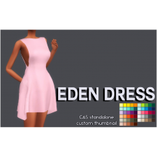 Women's - Eden Dress