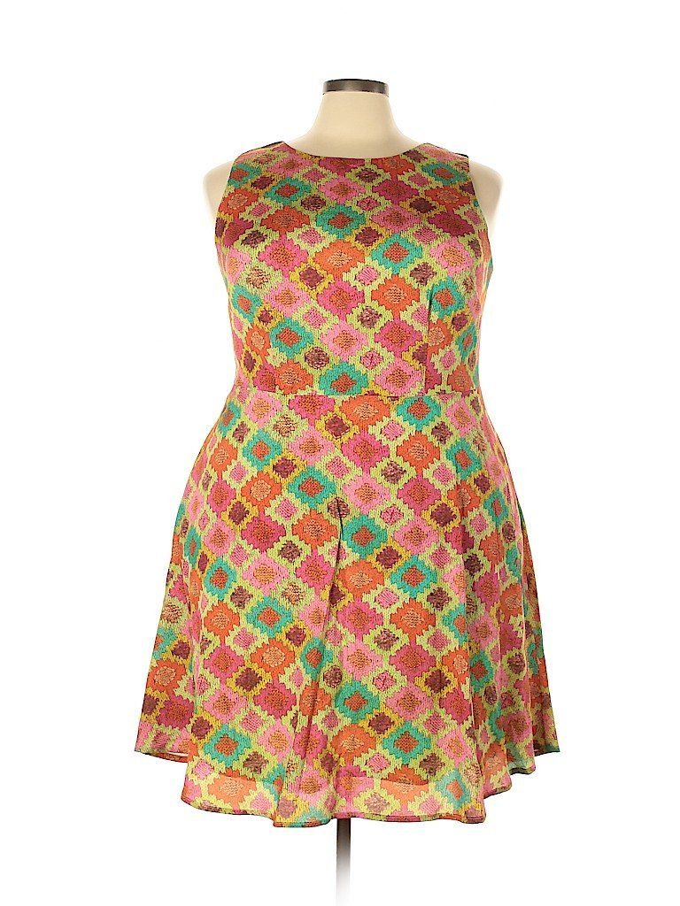Fervour 100 Polyester Yellow Casual Dress Size 2x Plus 73 Off Casual Dress Dresses Casual [ 1024 x 768 Pixel ]