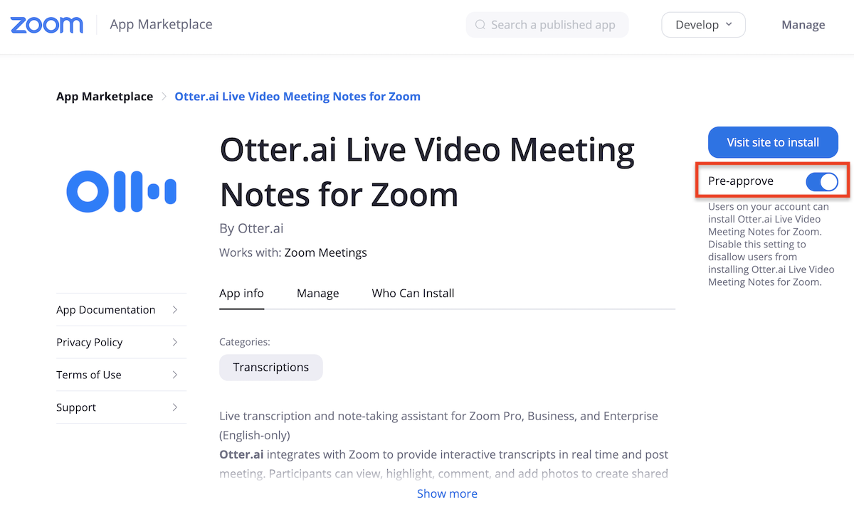 How To Sync Zoom Recordings Blog Otter Ai In 2020 Sync Meeting Notes Blog