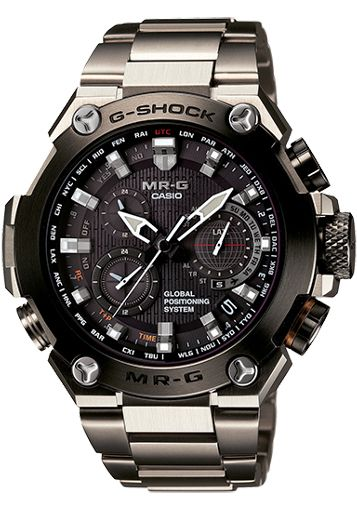 ab3c7e8bf60 G-Shock MR-G GPS Atomic Solar Hybrid - Ultra Limited Edition MRGG-1000D-1A