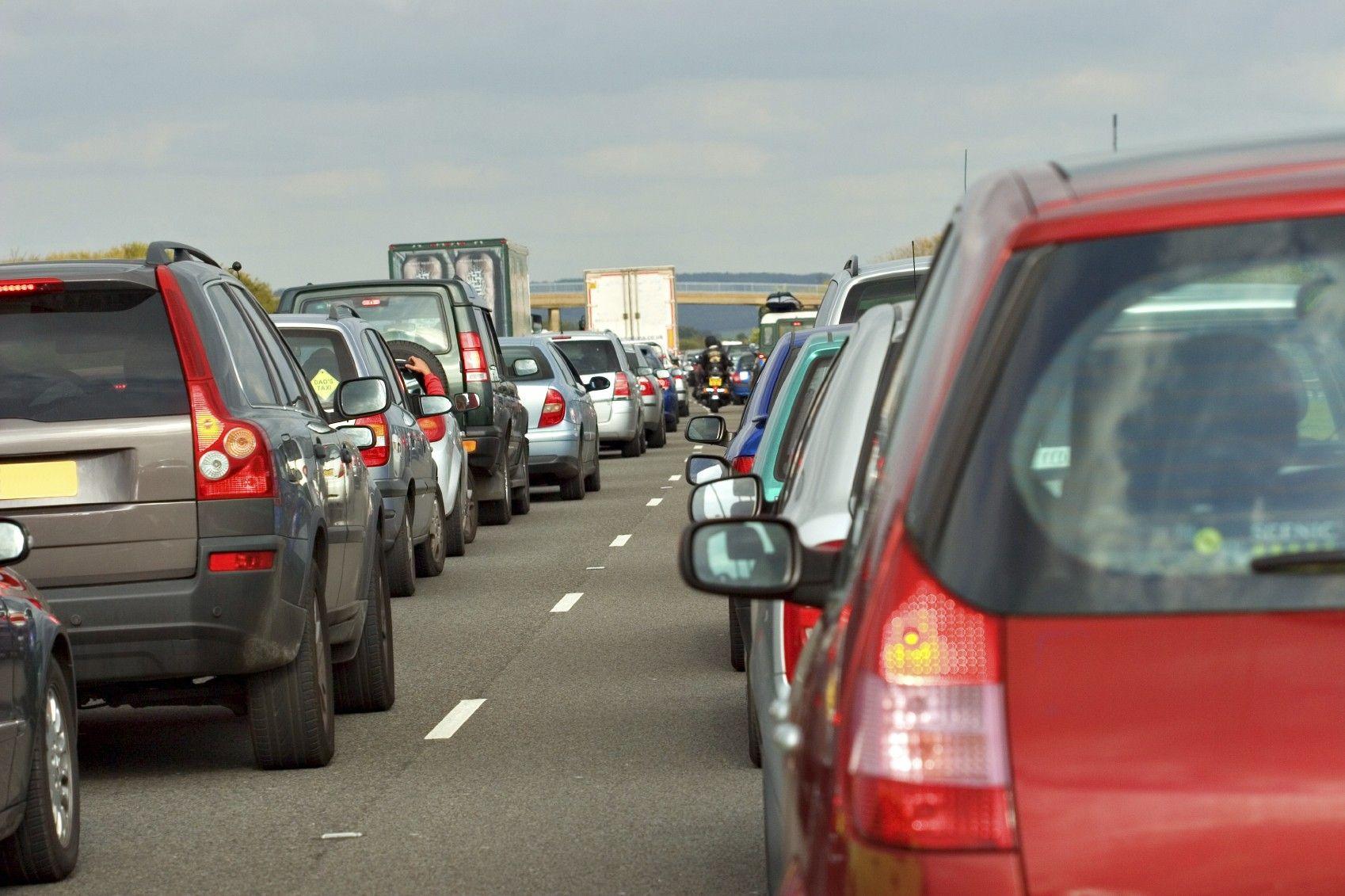 МВР Увеличава се трафикът към столицата и големите