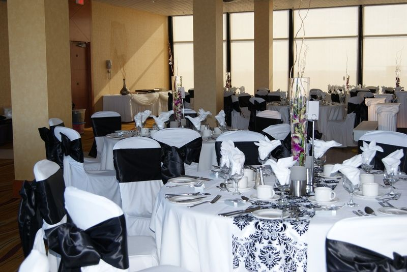 Done By Design And Decor Ottawa ON Black And White Wedding Decor Enchanting Design And Decor Ottawa