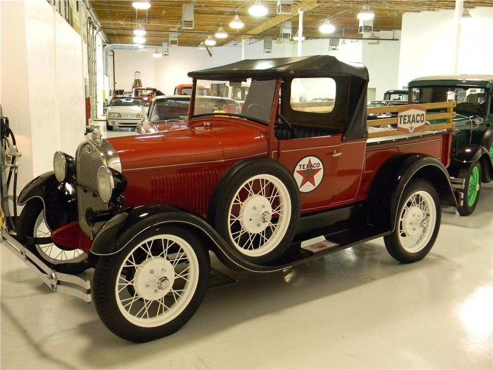 1929 FORD MODEL A ROADSTER PICKUP - Barrett-Jackson Auction ...