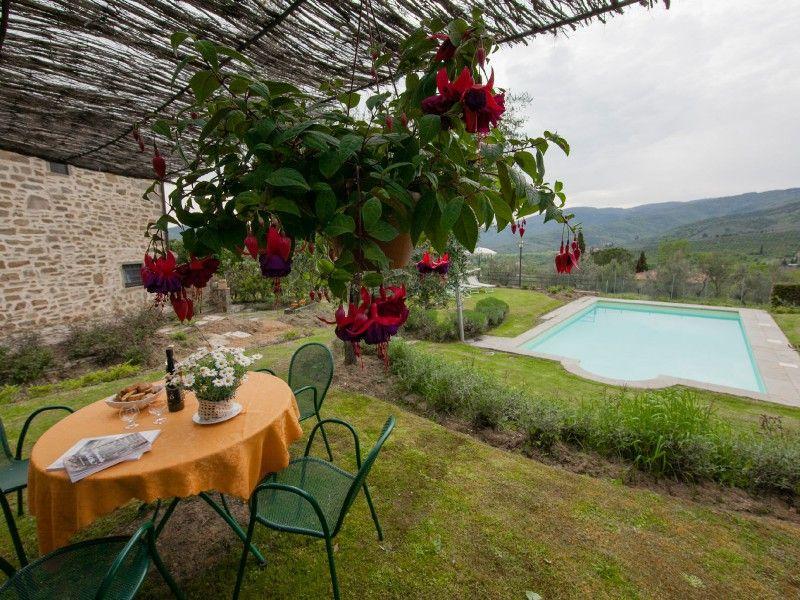 villa vasari villa in italien toskana mieten. Black Bedroom Furniture Sets. Home Design Ideas