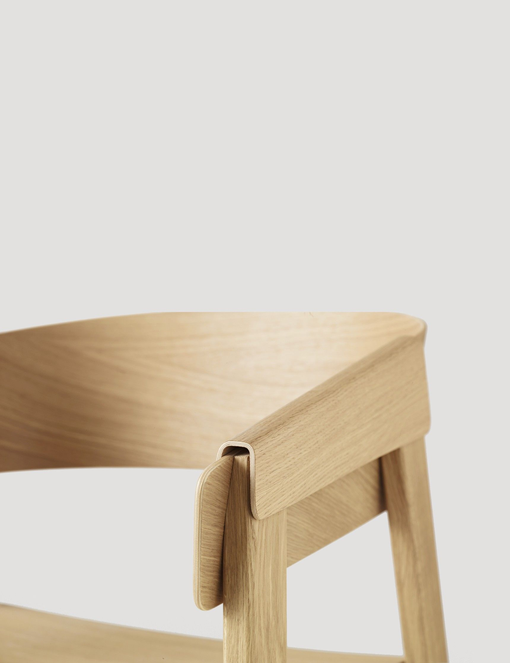 COVER Chair, designed by Thomas Bentzen, is a modern