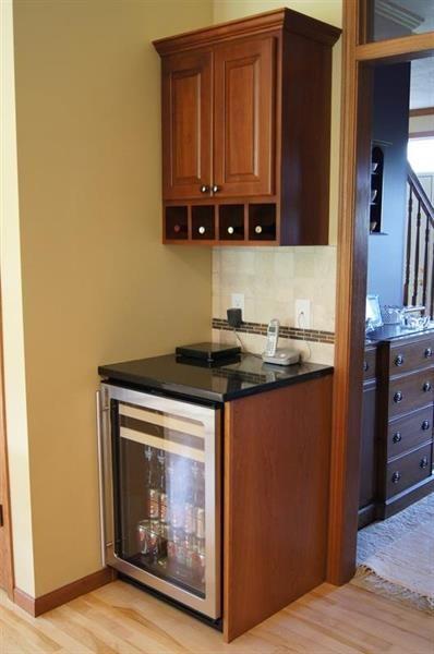 MIni Bar Home Pinterest - ideen für kleine küchen