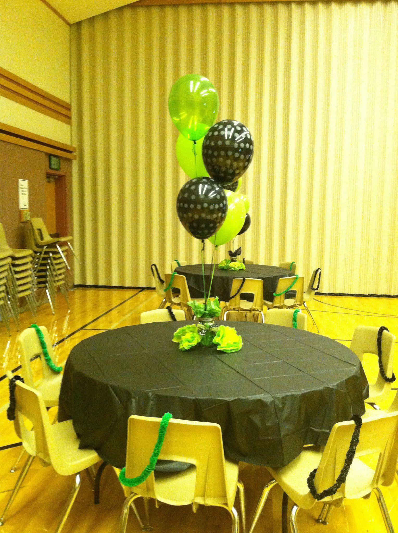 50th birthday party party ideas d pinterest for Table decor international marietta ga