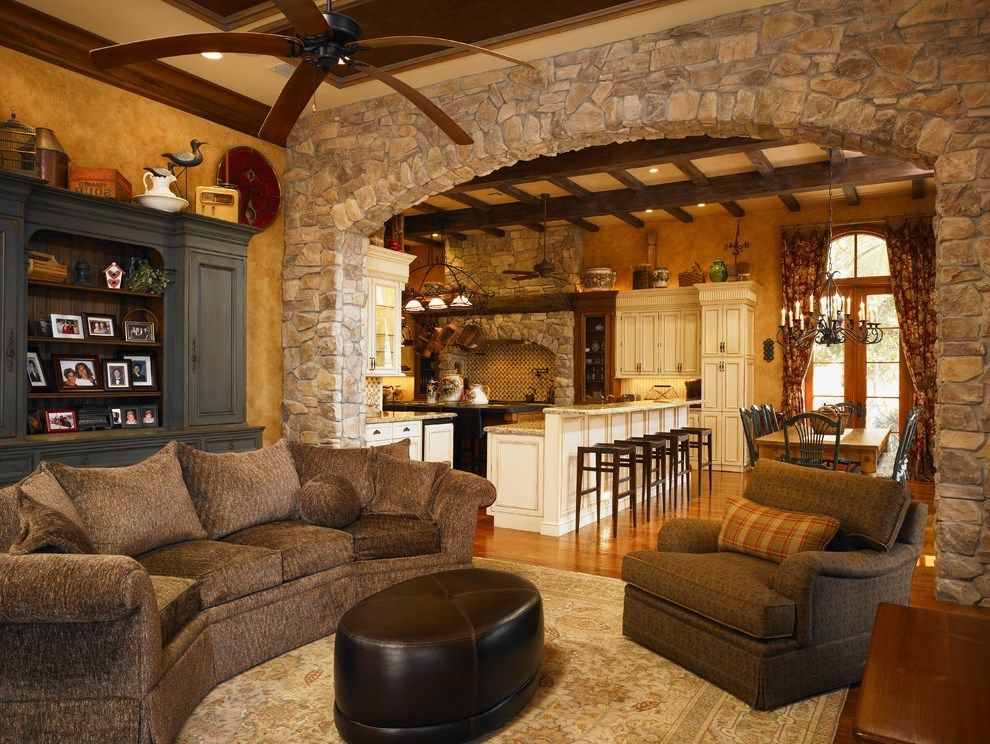 Best Interior House Design With Rocks Style Artistic Home Decor Tuscan House Tuscan Living Room Furniture Tuscan Decorating