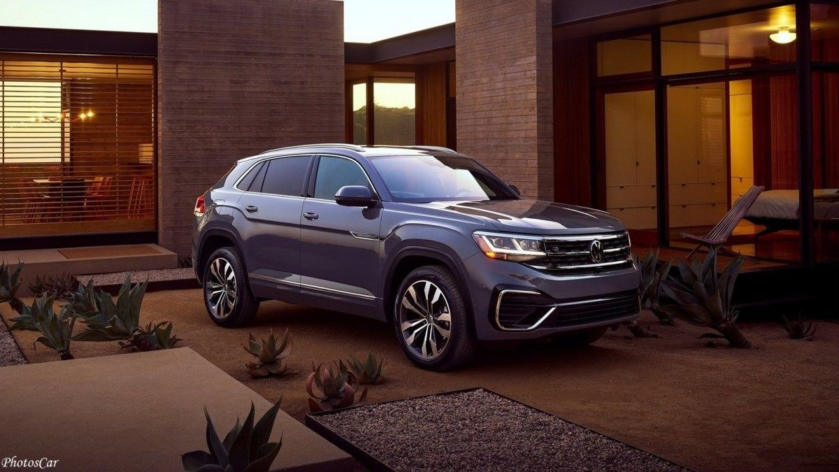 Volkswagen Atlas Cross Sport 2020 Une carrosserie plus