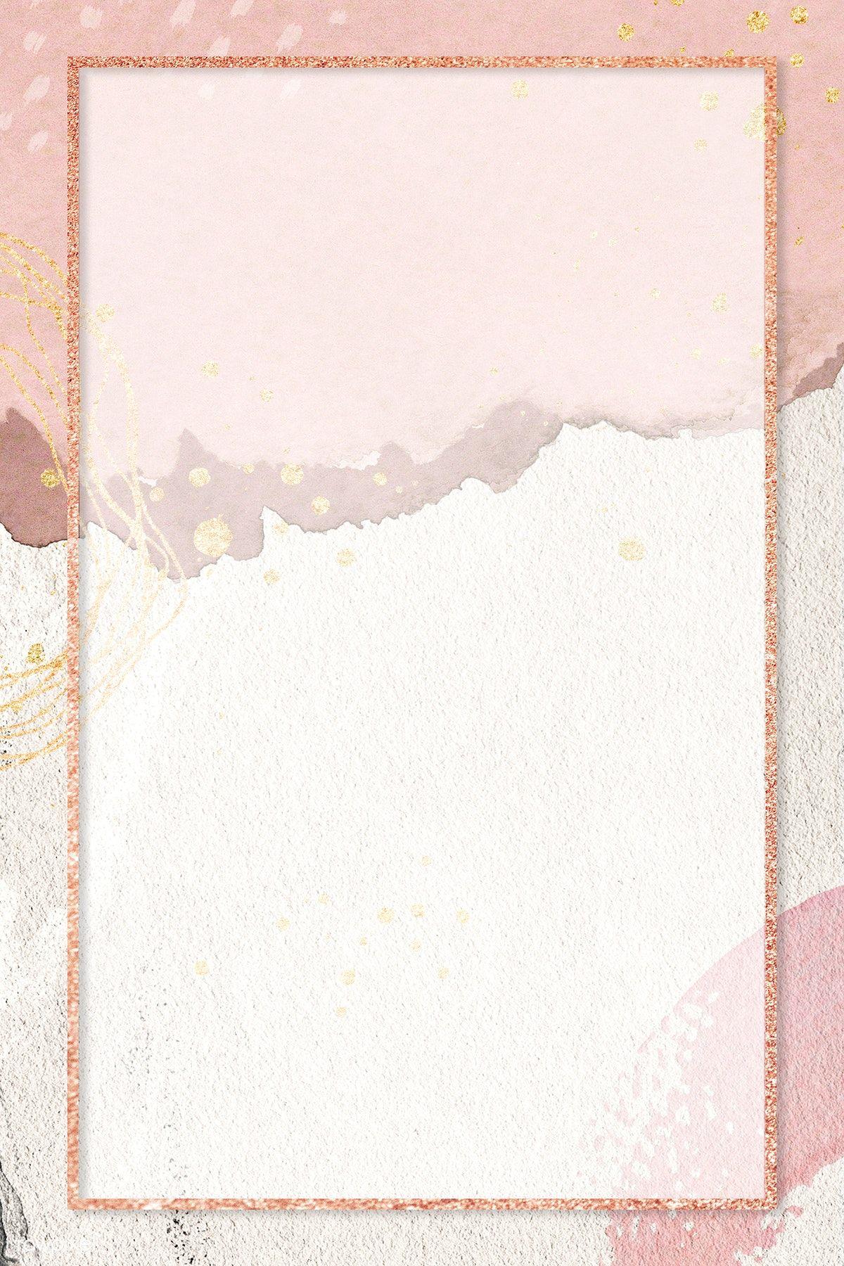 Rectangle Frame On Neo Memphis Social Background Illustration Free Image By Rawpixel Com Hwangm Vector Background Pattern Free Illustrations Pink Amaryllis