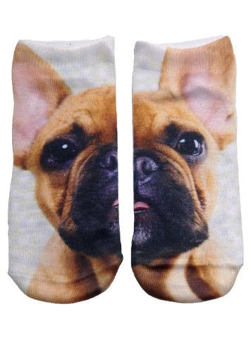 The cutest socks ever! *UNISEX *100% POLYESTER *MADE IN THE USA *ONE SIZE FITS MOST