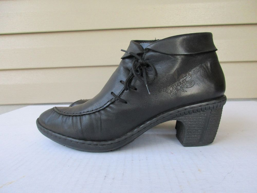 9f07a4940be Rieker Ankle women boots size 40 / 9 - 9.5 Black #Rieker #AnkleBoots #Casual