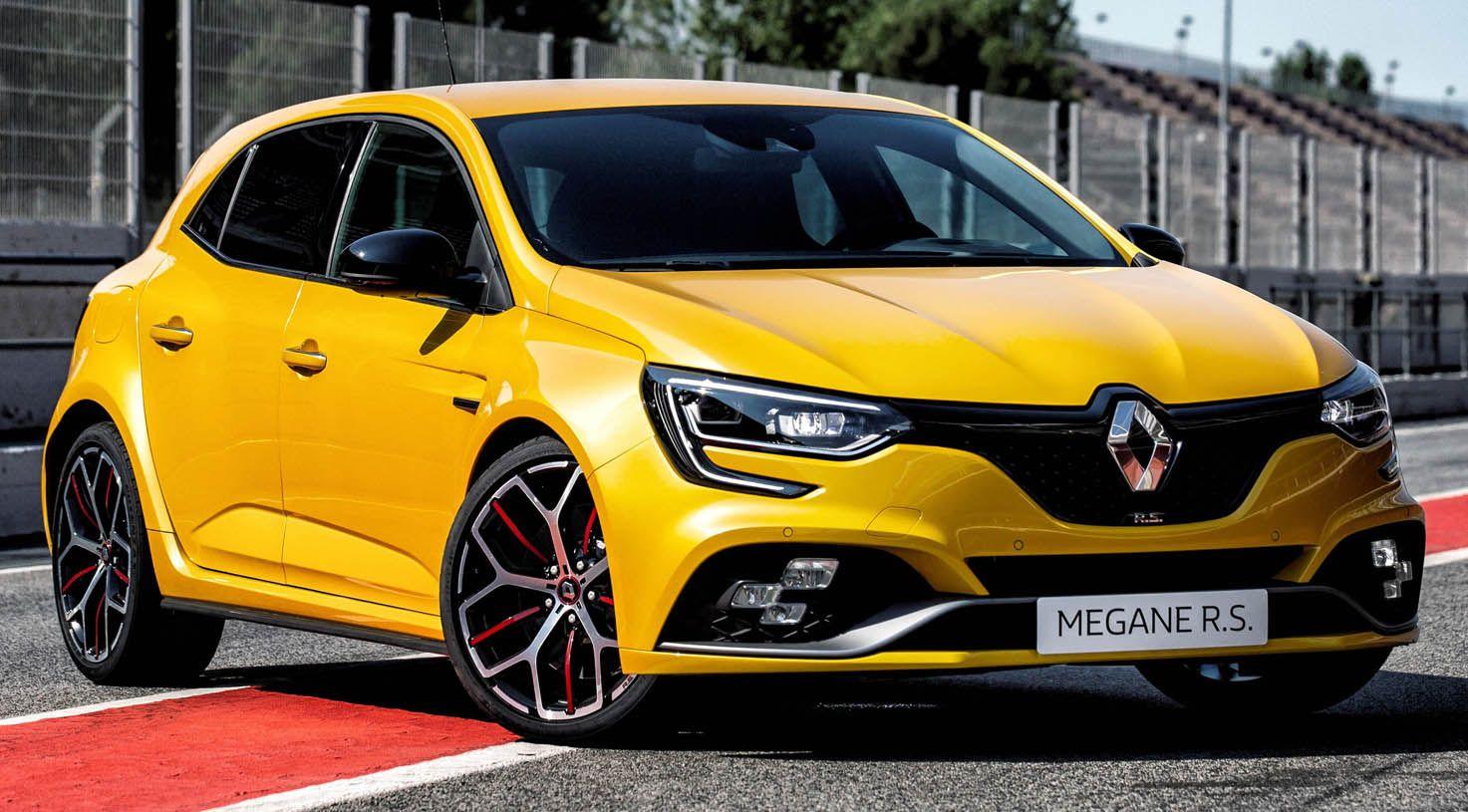 رينو ميغان آر إس تروفي 2019 الجديدة الأقوى والأكثر تميزا والهدف المركز الأول موقع ويلز Renault Megane New Renault Renault