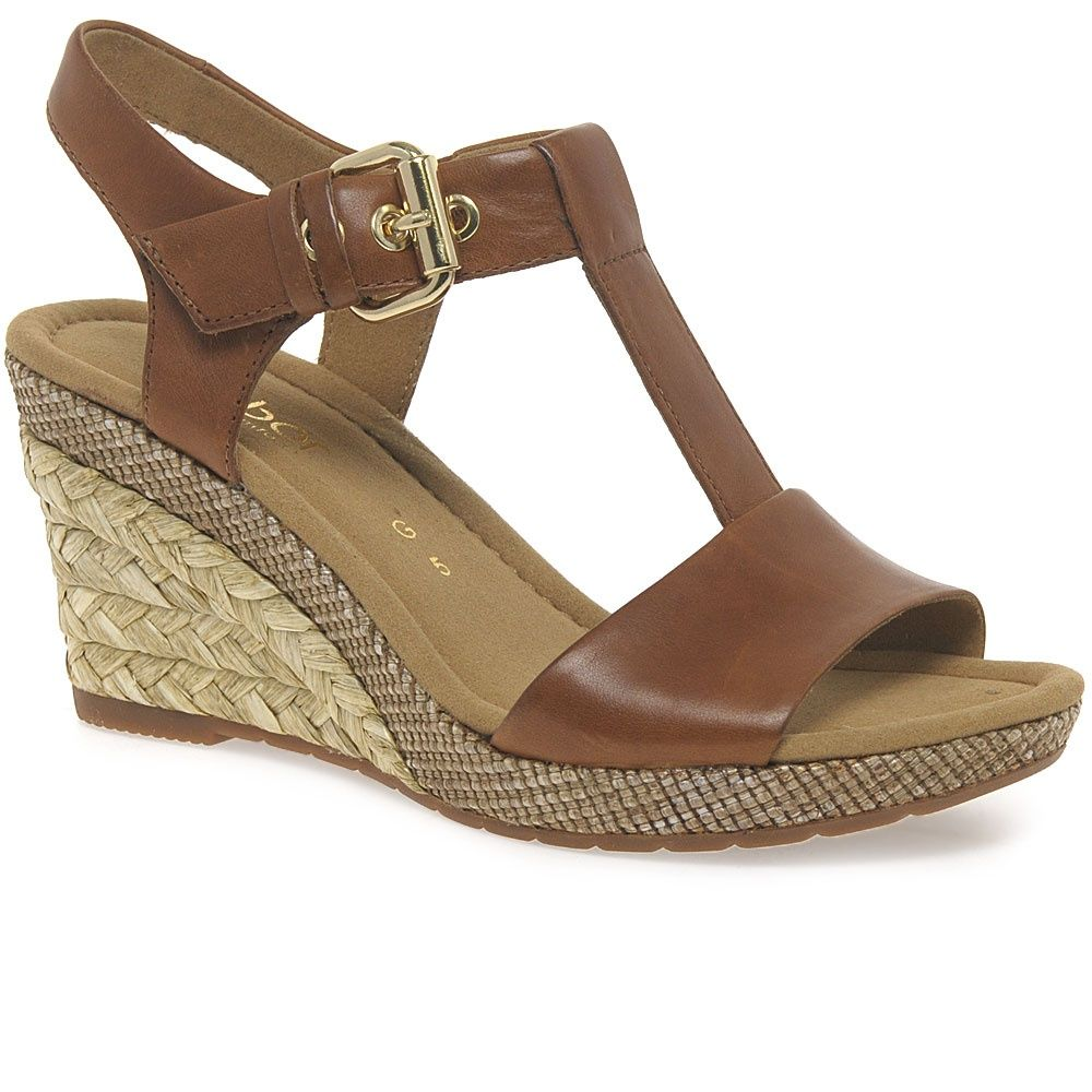 Shop Online for Gabor Karen Womens Sandals. Free UK Delivery on all orders  at Gabor Shoes.