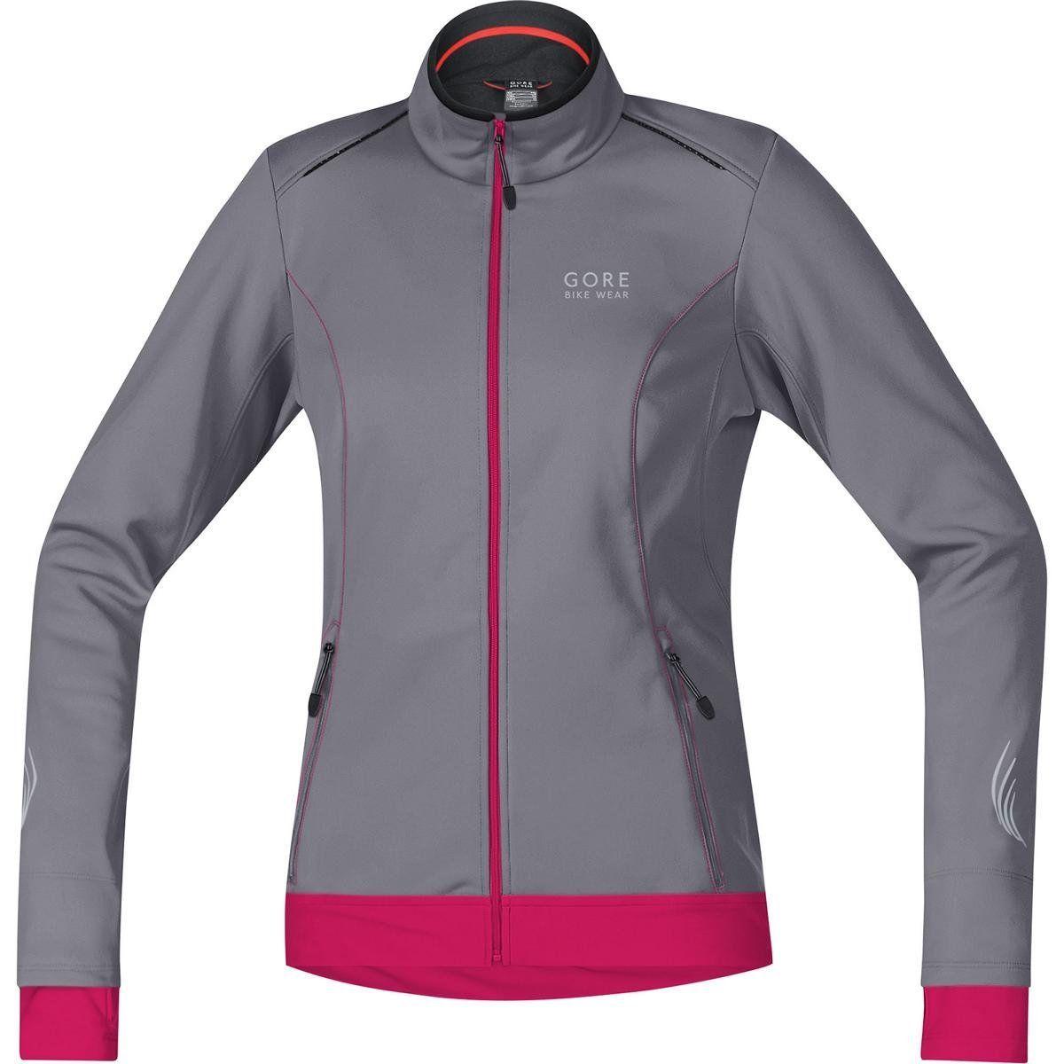 GORE BIKE WEAR Women s Lady Windstopper Soft Shell Jacket e4b03e83a