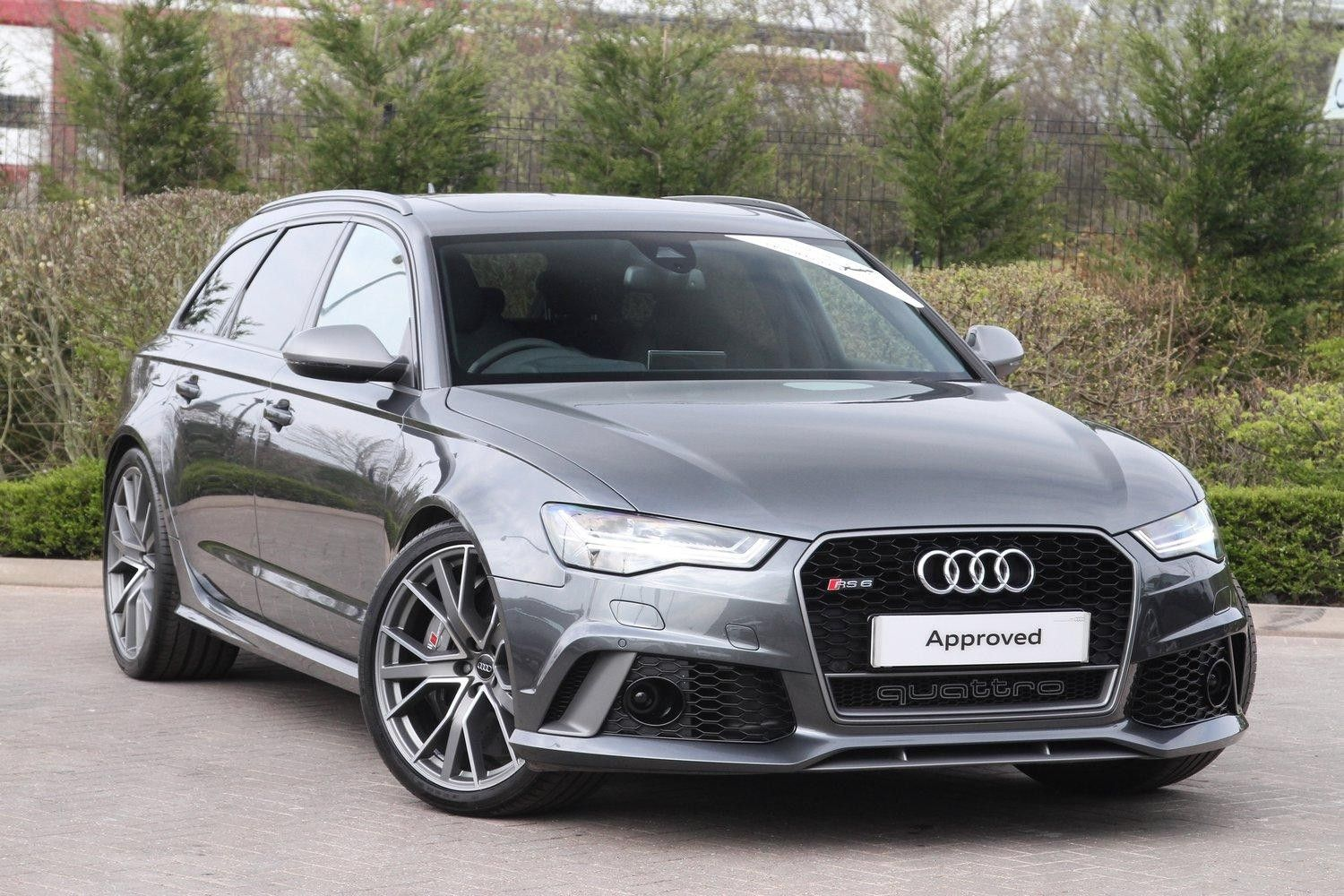 605PS Family Car 0-60 in 3.7 seconds Audi Rs6 is a legend http://www ...