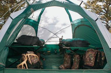 986bdf9607 Cabela's Alaskan Guide® Geodesic Tent #cooltent | camping | Tent ...