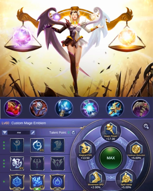 Damage Sakit, Ini 7 Hero Mage Terbaik Mobile Legends September...