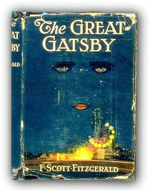The Great Gatsby First Edition 1925 By F Scott Fitzgerald Watsonette