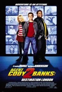 Agente Cody Banks 2 Destino A Londres Ver Pelicula Online Maxcine Ver Peliculas Completas Banks Peliculas Completas