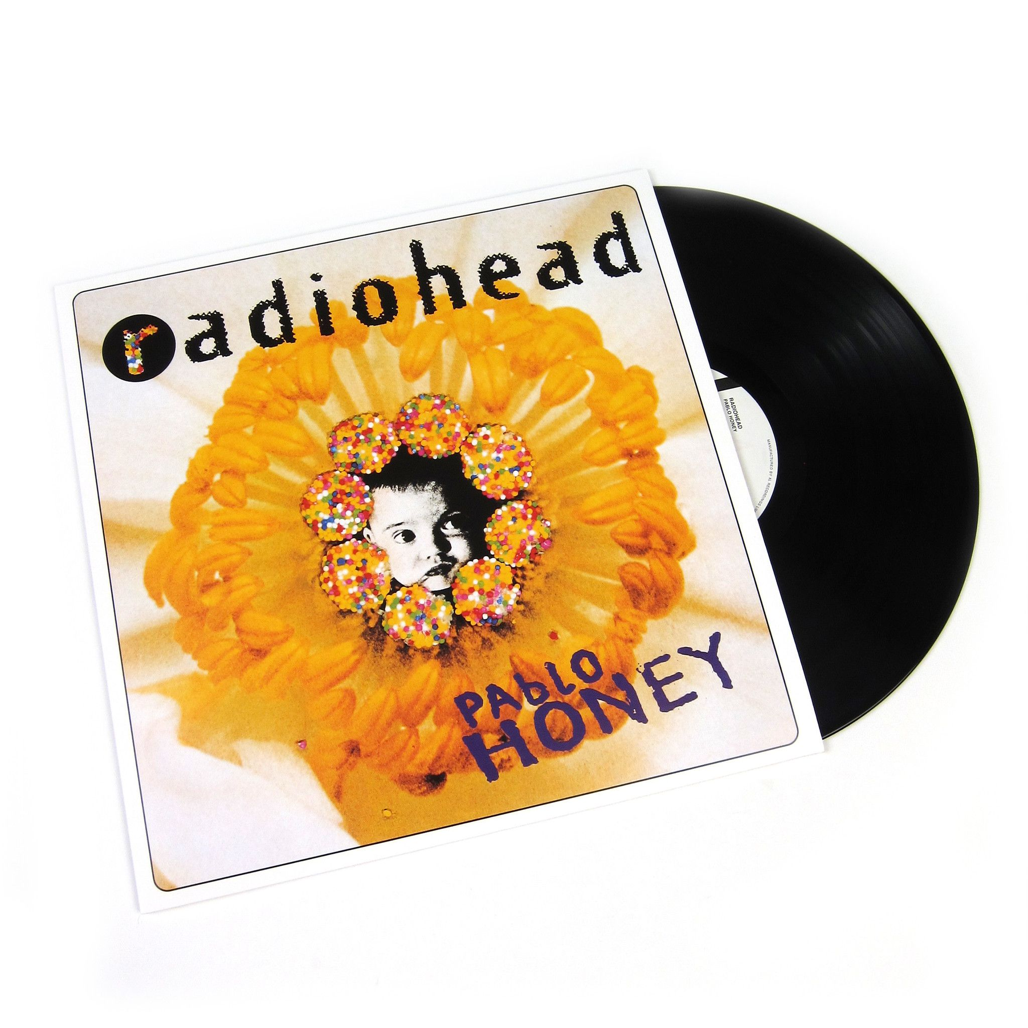 Radiohead Pablo Honey Vinyl Lp Pablo Honey Radiohead Vinyl