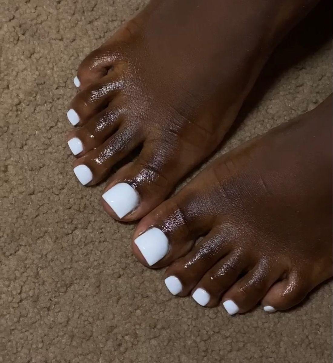 Pin by Nailah Daniel on Claws | Acrylic toe nails, Gel toe