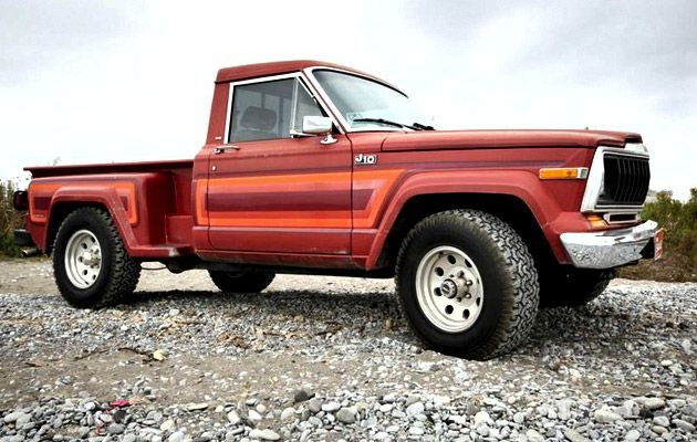 For Sale 1981 Jeep J10 Honcho Jeep Truck Jeep Pickup Truck Jeep