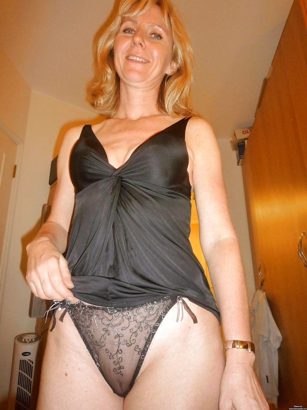 Mature Hot Panties