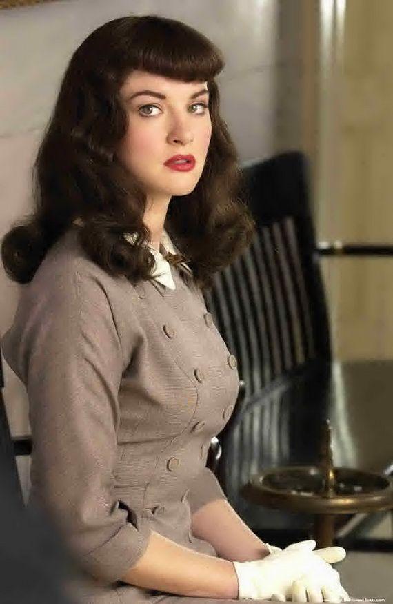 Glamorous Vintage Hairstyles For Women Retro Hairstyles Rockabilly Hair Vintage Hairstyles