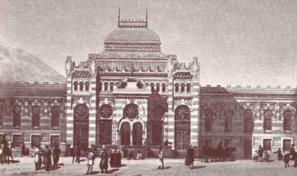 Baku Vokzal Baku Azerbaijan Baku Azerbaijan