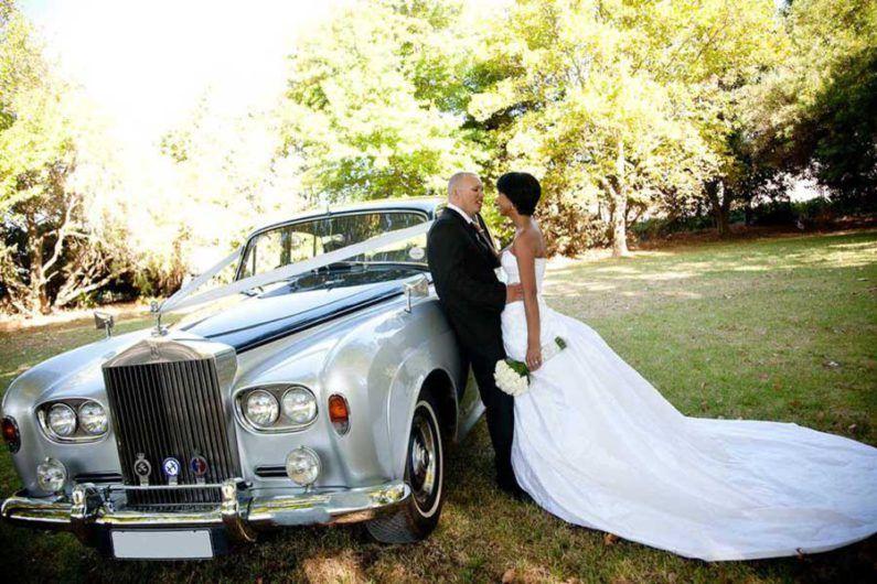 Car Hire Pink Book Wedding Car Hire Wedding Car Cape Town Wedding