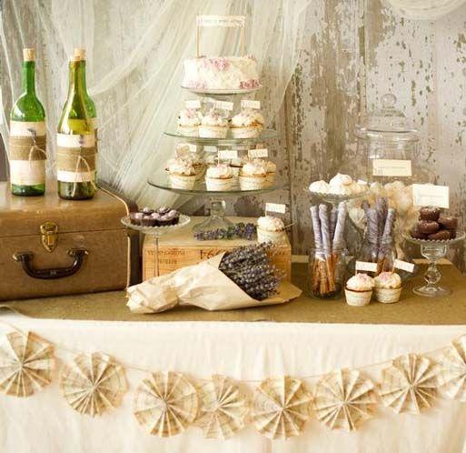 Wedding Ideas, Vintage Wedding Theme Table: vintage wedding theme ideas