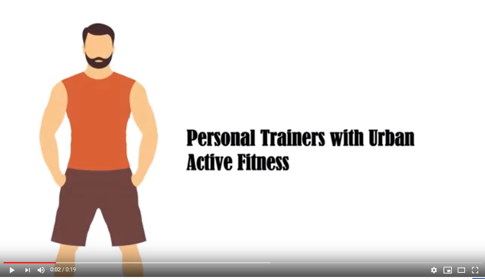 Having A Personal Trainer To Guide You Will Really Be Beneficial Urban Active Fitness Allows You To Become Connected T Fitness Trainer Person Personal Trainer