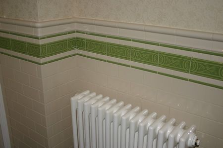 wall tile. maybe we could do something like this that'll