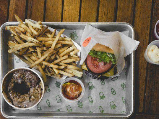 shake shack fast food