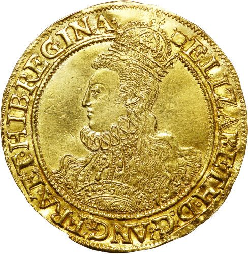 Great Britain, Great Britain: Elizabeth I gold Pound ND,...