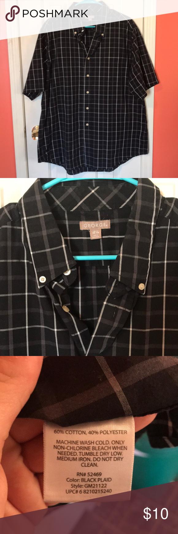 george shirts rn 52469