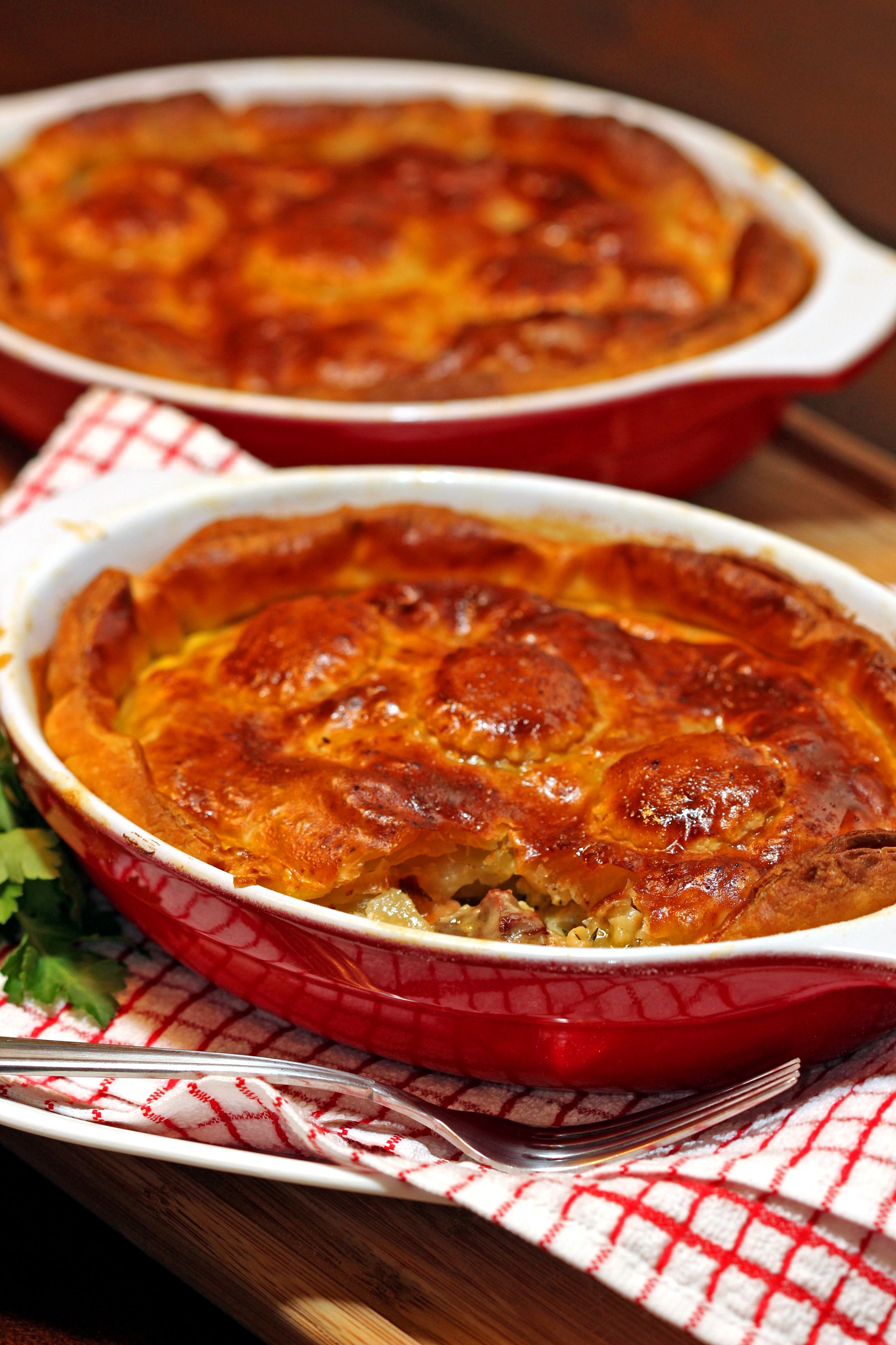 Flank Steak Pie Revisited - keviniscooking.com | Beef ...