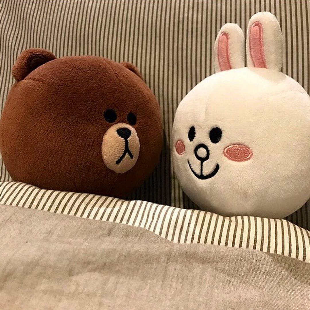 "𝔅𝔯𝔬𝔴𝔫❤️ℭ𝔬𝔫𝔶 on Instagram: ""Good Night MyCony! I fall asleep every night with a big 😀 on my face because I am sure that when I wake up I am going to meet the person…"""
