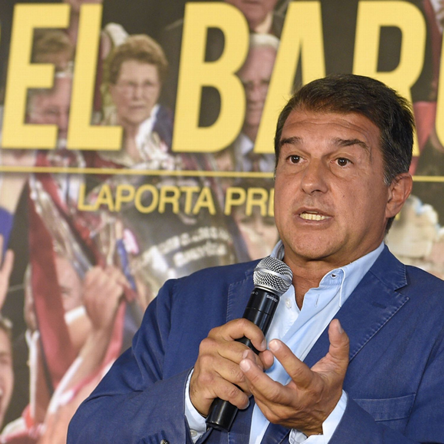 Barcelona failed to support Lionel Messi at tax fraud trial - Joan Laporta