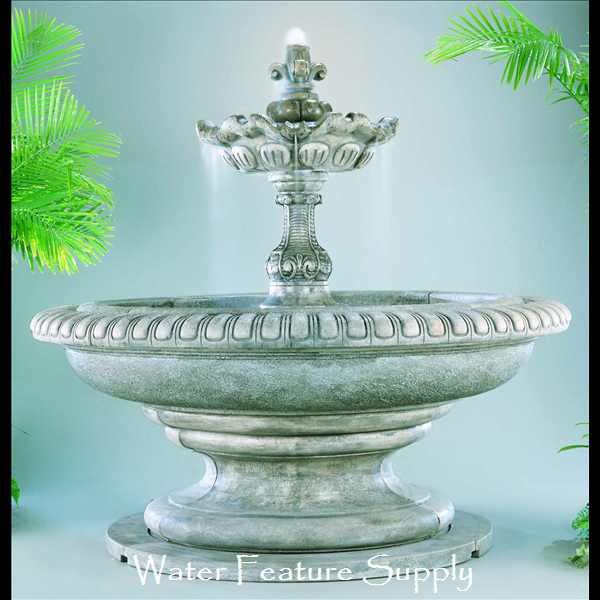This outdoor fountain is ideal for any setting. Built to last, this garden waterfall is guaranteed to operate in the toughest outdoor conditions. Please visit us at https://www.waterfeaturesupply.com/waterwalls/outdoor-water-fountains.html to get more information about this specific garden waterfall.