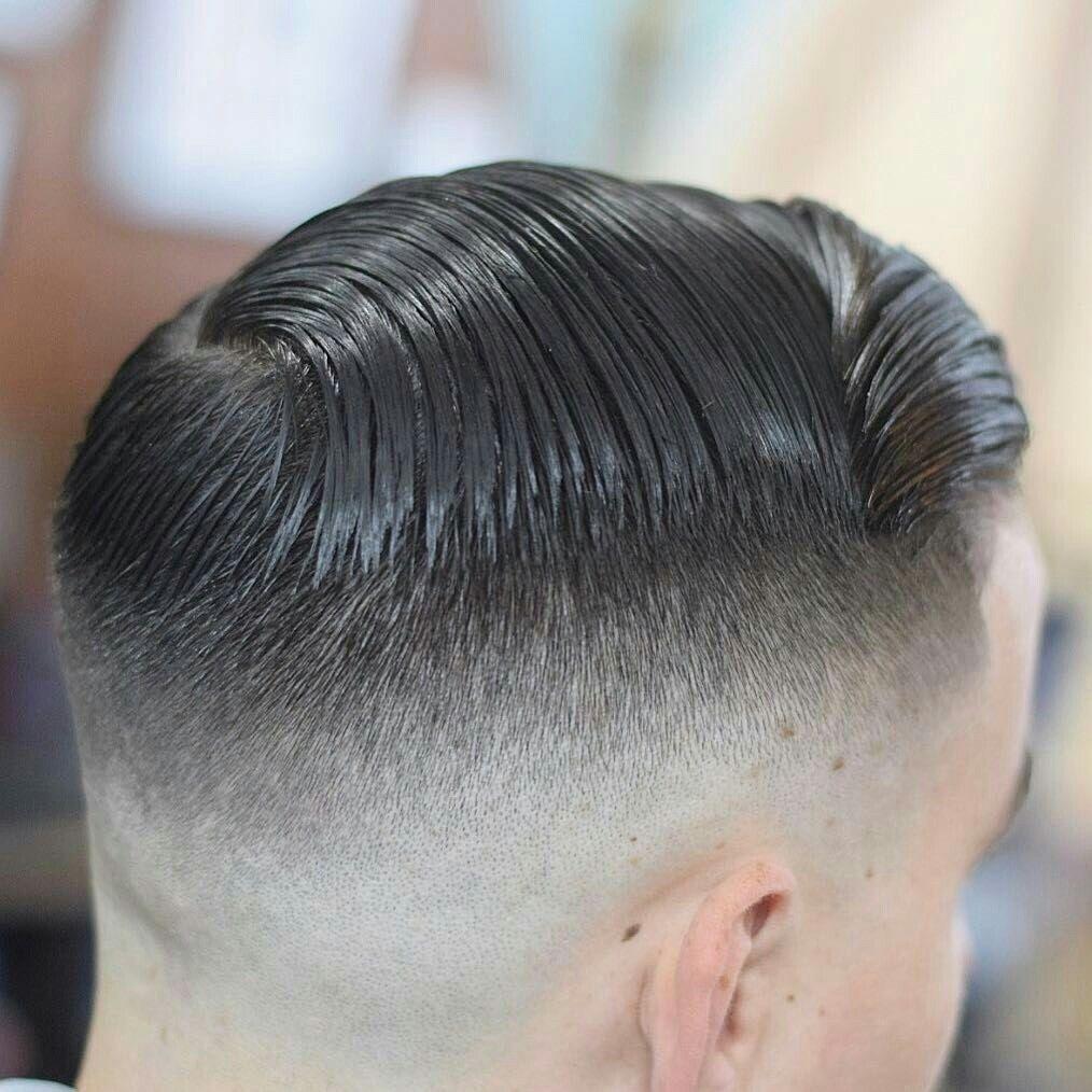 Mens military haircut pin by dee lee on sideparts and slickbacks  pinterest  boy hair