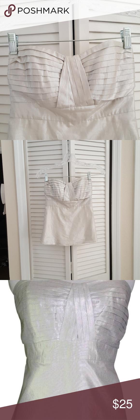 6950ffbfdb6 Selling this Strapless corset top