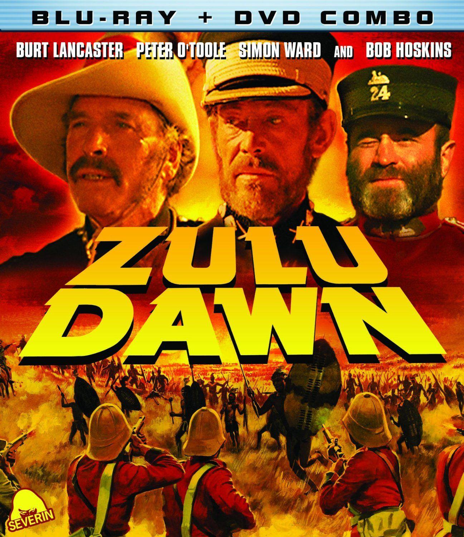 Amazon Com Zulu Dawn Blu Ray Dvd Combo Burt Lancaster Simon Ward Denholm Elliott Peter Vaughan James Faulkner Douglas Hickc Regenwalder Urwald Filme