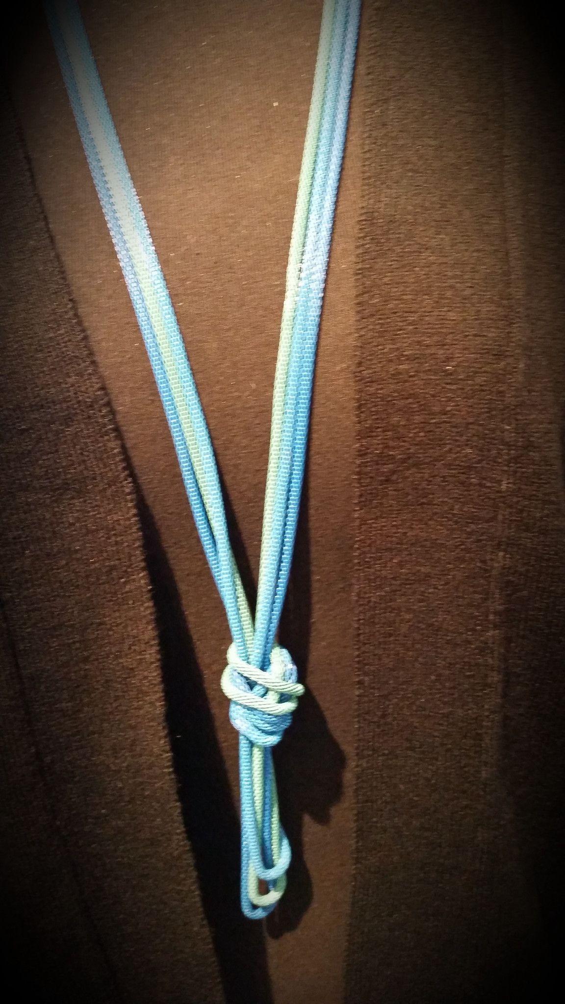 Catena Necklaces Blues