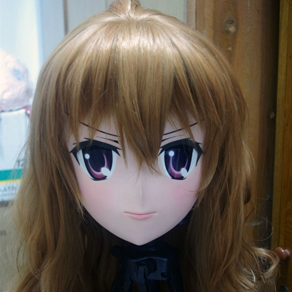 Click to Buy << Top Quality Handmade Crossdresser Doll Kigurumi ...