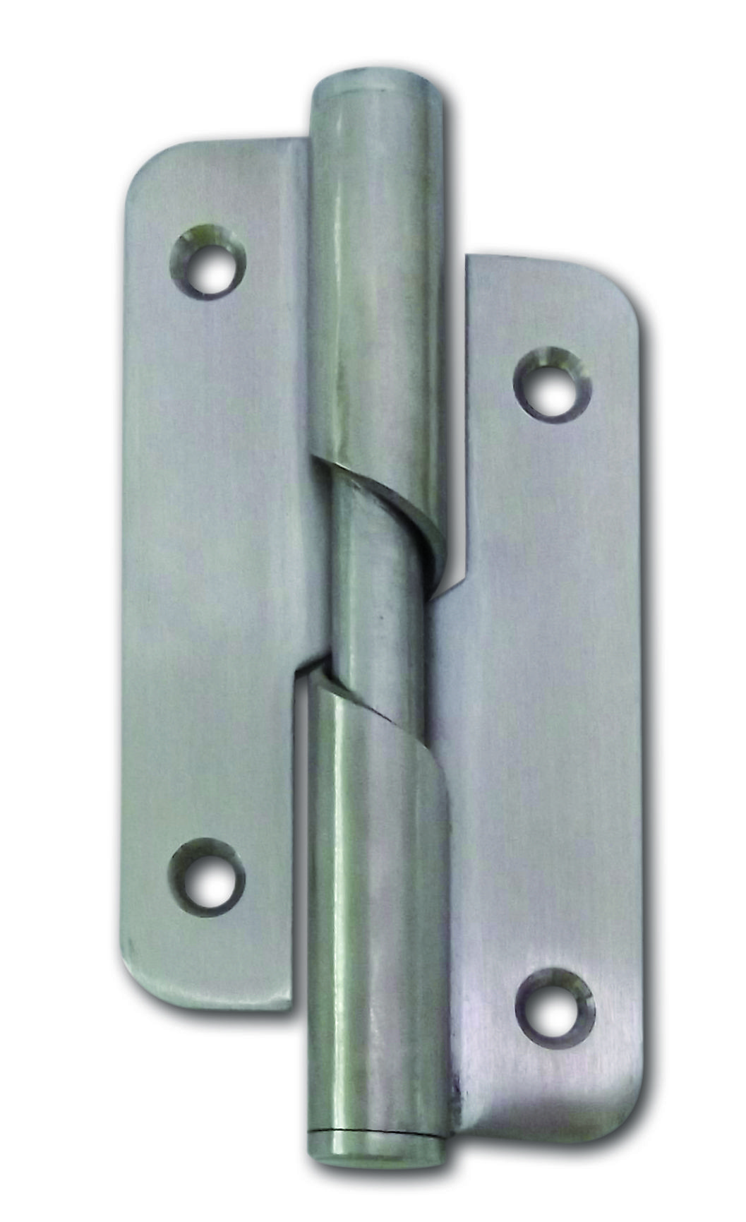 Self-closing hinge, rising hinge, made of stainless steel 304, satin ...